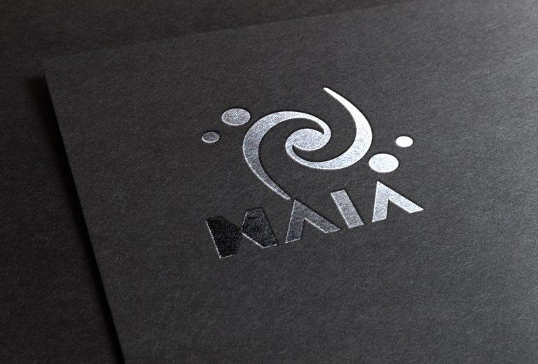 01 Logotipo sala fiestas MAIA by Pau Vitti