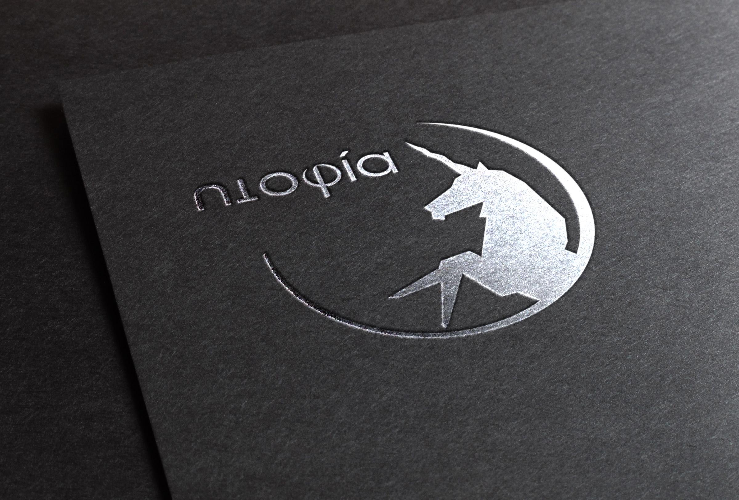 02_Utophia Ed logo design by Pau Vitti